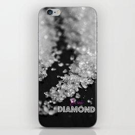 Je sui Diamond iPhone Skin