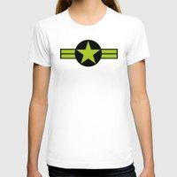 top gun T-shirts featuring Top Gun by FilmsQuiz
