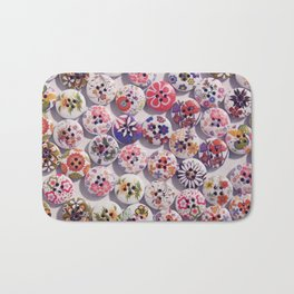 Buttons 2 Bath Mat