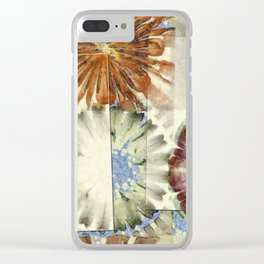 Autogenic Form Flowers  ID:16165-150817-31621 Clear iPhone Case