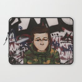 Street fighter Laptop Sleeve