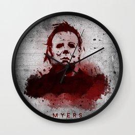 Myers Wall Clock