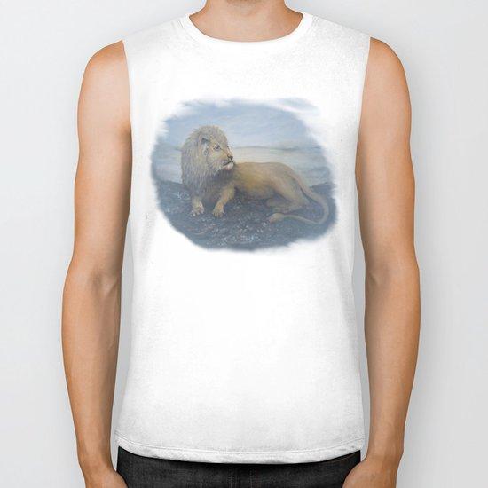 LEO the LION Biker Tank