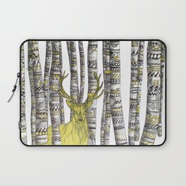 The Golden Stag Laptop Sleeve