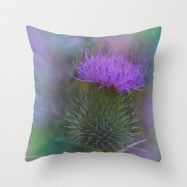 little pleasures of nature -161- Throw Pillow