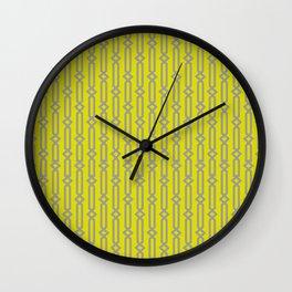 Rombos Wall Clock