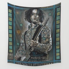 Jack White Wall Tapestry