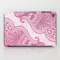 henna iPad Cases featuring Henna Pattern by ItsJessica