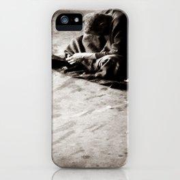 gazoh7 iPhone Case