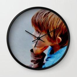 Mike! Wall Clock