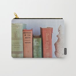 Wuthering Heights and Jane Eyre Carry-All Pouch