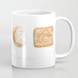 Cookies & Biscuits 2 Coffee Mug