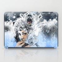 arctic monkeys iPad Cases featuring Arctic Tears by Fresh Doodle - JP Valderrama