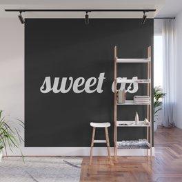 Sweet As New-Zealand 2 Wall Mural