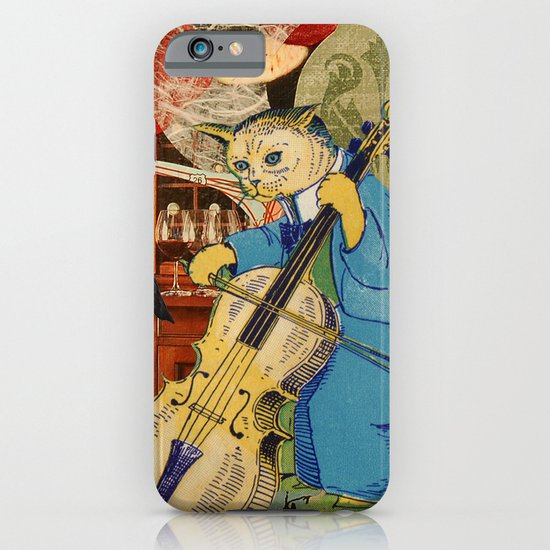Distarcted Busker iPhone & iPod Case