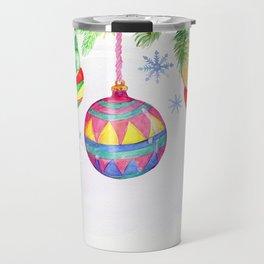 Christmas ornaments Travel Mug