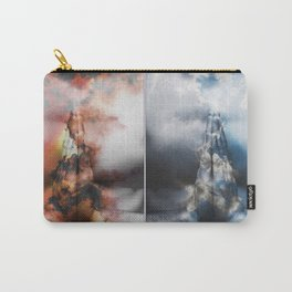 'Pray' (Series: 'Blessed') Carry-All Pouch