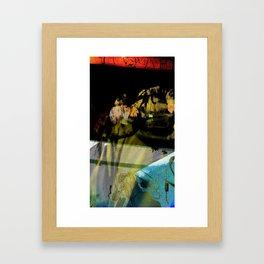 Astral Plane Framed Art Print