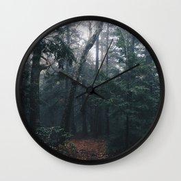 Haines Falls #02 Wall Clock