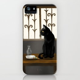 Window light iPhone Case