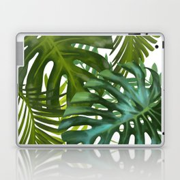 Palm and Monstra Laptop & iPad Skin