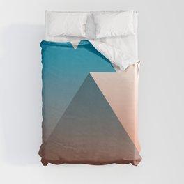 Triangle 1 Duvet Cover