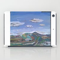 country iPad Cases featuring Country by Thomas Madden
