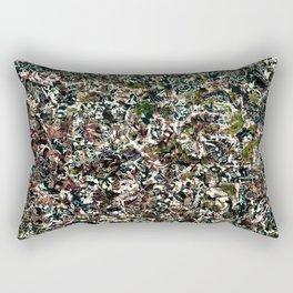 tribal. Rectangular Pillow