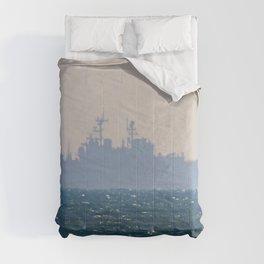 Carrier Ripple Comforters