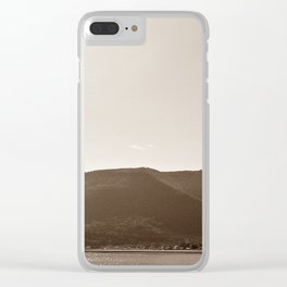 Gaspesie Coast Clear iPhone Case