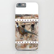 Pheasant Pillow Design iPhone 6s Slim Case