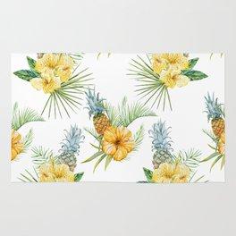 Pineapple Pattern 01 Rug