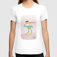 cyclops T-shirts featuring Cyclops by Popol