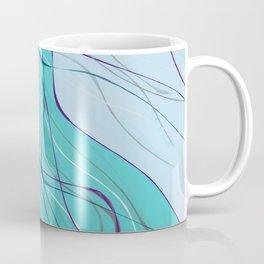 Fine lines Coffee Mug