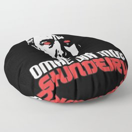 Omae Wa Mou Shindeiru - Funny Donald Trump Floor Pillow