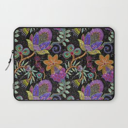 Sequins seamless pattern. Laptop Sleeve
