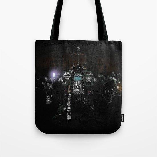 Death Incarnate Tote Bag
