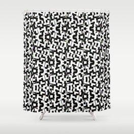 Heleyter Skeleyter Shower Curtain