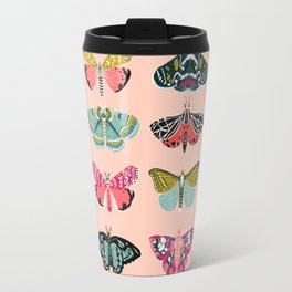 Lepidoptery No. 1 by Andrea Lauren  Travel Mug