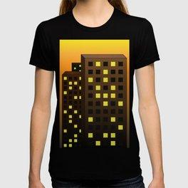 Urban Buildings T-shirt