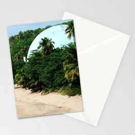 United States first Nuclear plant @ Rincon Stationery Cards