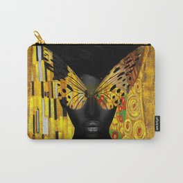 lady butterfly Carry-All Pouch
