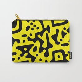 QR Clothes Yellow - Accessories Carry-All Pouch