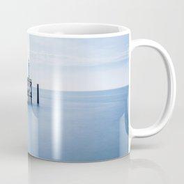 Peaceful sea, dreamful lighthouse Coffee Mug