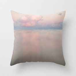 Continuous Throw Pillow