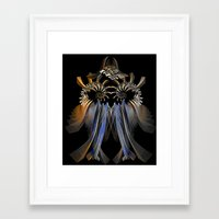 transformer Framed Art Prints featuring Transformer by Brian Raggatt
