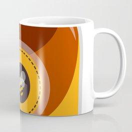 Cartoon Cute Bee Coffee Mug