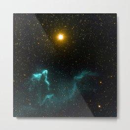Gamma Cassiopeia Nebula Metal Print