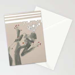 get ready to fly Stationery Cards