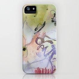 Organic one iPhone Case